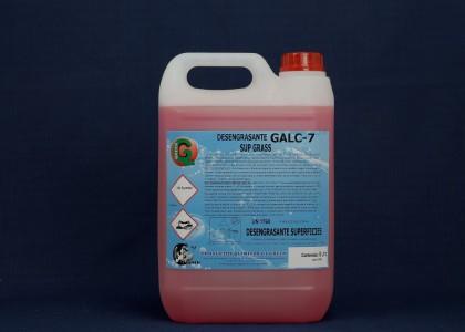 DESENGRASANTE GALC-7 SUP-GRASS