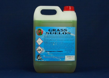 GRASS SUELOS