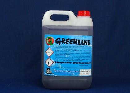 DESENGRASANTE GREEN BANG