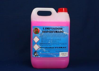 LIMPIADOR BIOPERFUMADO FLORAL