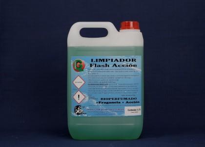 LIMPIADOR FLASH ACCION
