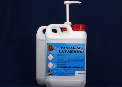 PASTAGRAS LAVAMANOS